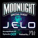 Moonlight Radio 001 Featuring Jelo & Paul Ahi