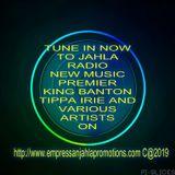 DJ EMPRESS ANJAHLA NEW MUSIC PREMIERS JAHLA RADIO 11132019