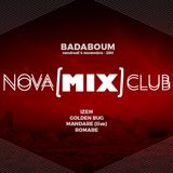 NOVA [MIX] CLUB : Golden Bug 04/11/16