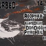 Disturbed DonDiggitus afterhour@Don´t tell mama!14-01-18