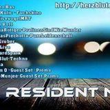 Pico live @ Herzblut Resident Night (Herzblut Radio - Köln - 23.12.2016)