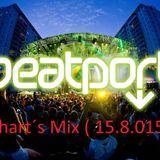 Beatport Chart´s Mix ( 15.8.2015 )