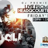 DJ Premier Live from HeadQCourterz (SiriusXM) - 2017.12.29