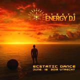 Ecstatic Dance Utrecht 18-06-2016 - Nykkyo Energy DJ