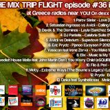 The Mix Trip Flight 36 by DJ Kirk Carpenter