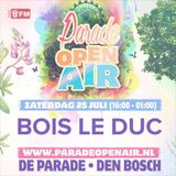 Parade Open Air Promomix mixed by Bois Le Duc