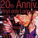 DJ_kasetty_20th_Anniv [Part3of7] Vinyl_Only_Longset_20160116_LiveRecording