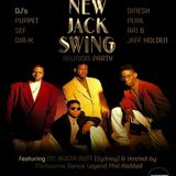 New Jack Swing Reunion Party Preview@ Jacksons Sept 26 2019 ( Dj Puppet )