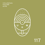 U Know Me Radio #117 - Best Of 2017 (selected by Groh)