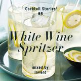 WHITE WINE SPRITZER mixed by Invent