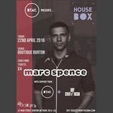BTAY PRESENTS HOUSE BOX PROMO MIX | 22nd APRIL BOUTIQUE BURTON