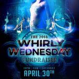Green Giant( DJ Set) Whirly Fundraiser 4-30-16