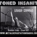 First Stoned Insanity on Metal Devastation Radio