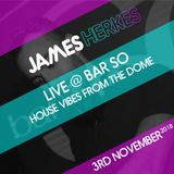 House Music All Night Long - Live in the Bar So Dome 03/11/18