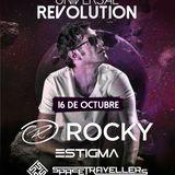 Estigma Live @ Universal Revolution w/ Rocky 16/10/2015