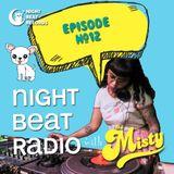 Night Beat Radio Episode #12 w/ DJ Misty