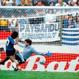 Mexico 86' - Octavos de Final Argentina - Uruguay