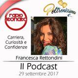 Poltronissima e ... - 3x04 - Francesca Rettondini - 29.09.2017