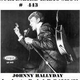 SURFINBIRD RADIO SHOW # 443 - SPECIAL JOHNNY HALLYDAY - Les années Rock & Roll 1960/62