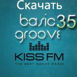 Dj Streamteck - #35 Basic Groove Radioshow on Kiss Fm