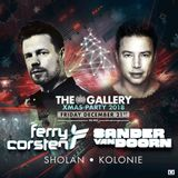 Ferry Corsten & Sander van Doorn - Ministry of Sound, London. Friday (21 Dec 2018)