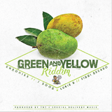 JAh FiYah - Green and Yellow Riddim Mix 2015
