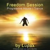 Lupax - Freedom Session