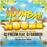 DJ Freem ft. DJ Gabber - Moombah vs House Mixtape