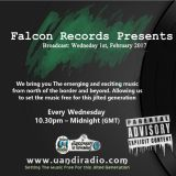 Falcon Records Presents 1-02-2017 [ Only On U & I Radio ]