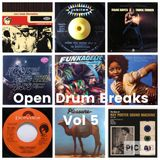 Open Drum Breaks Mix Part 5