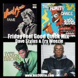 Friday Feel Good Quick Mix ~ 70's, 80's, & 90's Old School Party Mix