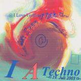 Sven Väth - Live @ I Love Techno 19.07.2003