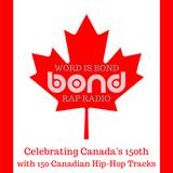 150 Canadian Hip-Hop Tracks Celebrating Canada 150!