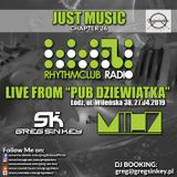 "Rhythm Club Radio - Greg Sin Key & MTHZ Live From ""PUB DZIEWIATKA"""