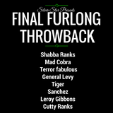 Final Furlong Throwback selection