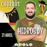 Churros con Chocolate - 21/04/2019 (Sala Apolo, Barcelona)