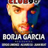 Club90 - 20 dic 2014- BORJA GARCIA