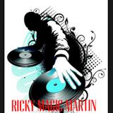Ricky Magic Martin 1 hour in the Mix!!