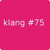 klang#75