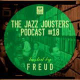 The Jazz Jousters podcast #18 by DJ Freud [ London/Portugal ]