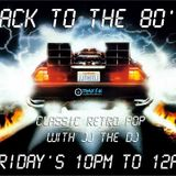 JJ's Back to The 80's 18/12/2015 LIVE on www.traxfm.org