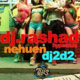 DJ RASHAD TRAXXX MINIMIXXX