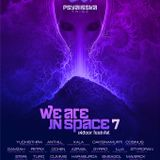 DJ Mr.Gorby - Deep & Tribal House Mix @ We are in space (SK) 2017