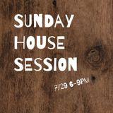Sunday House Session Live mix 20180729