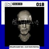 OPOLOPO guest mix for DJ Mag Radio