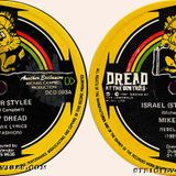 """Mikey Dread """"Warrior Stylee"""" / """"Warrior Stylee Dub"""" (Dread At The Controls) 12"""" Vinyl"""