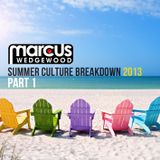 Summer Culture Breakdown 2013 Part 1