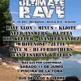 Hifi Brothers live in The Ultimate rave 11-06-2016