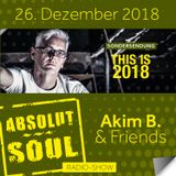 Absolut Soul Show /// 26.12.18 on SOULPOWERfm