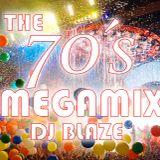 Megamix 70´s Mixed Dj Blaze
